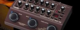 Boss AD-10, el nuevo preamplificador para acústica en formato pedal
