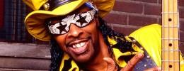 """""""World Wide Funk"""", el nuevo trabajo de Bootsy Collins"""