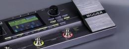 Mooer GE200 y Radar, una pedalera multiefectos y un simulador de altavoz con respuestas por impulsos