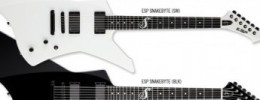 Nuevas ESP signature de Kirk Hammett y James Hetfield