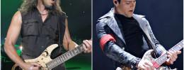 Nuevas guitarras ESP Signature de Kirk Hammett y Richard Z. Kruspe