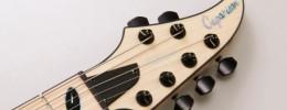 Caparison Dellinger-JSM, la signature del guitarrista de Killswitch Engage