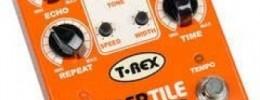 Nuevos pedales T-Rex