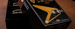 "Seymour Duncan Joe Bonamassa Amos, la recreación de las pastillas de la FlyingV ""Amos"""
