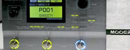 Review de Mooer GE200: multiefectos y cargador de respuestas por impulsos