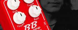 BB Preamp Andy Timmons, la edición signature del booster de Xotic