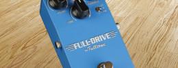 Full-drive 1, el pedal clásico de Fulltone en versión simplificada