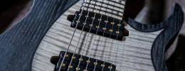 Mirage, la nueva guitarra de Skervesen