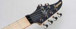 Caparison Dellinger Prominence-MJR, nuevo modelo signature de Michael Romeo