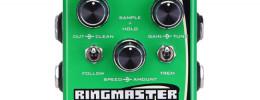 Pigtronix presenta en el NAMM el pedal Ringmaster Analog Multiplier