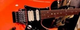 Nueva Ibanez Rg2011SC. Guitarra de 30 trastes!