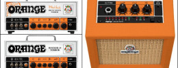Nuevos amplis Orange: Brent Hinds Terror, Rocker 15 Terror, y Crush Mini