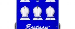 Bogner añade una versión mini del pedal Ecstasy Blue