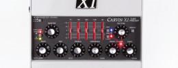 Carvin Audio presenta el previo a válvulas X1