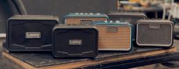 Nuevos Mini-Laney en versiones mono y estéreo
