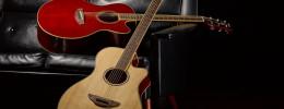 Las nuevas guitarras acústicas de Yamaha para 2018