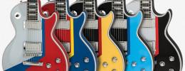 Nuevas Gibson Les Paul Custom Boogie Van