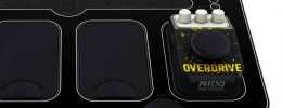 Nexi Slim, nueva pedalera sin cables de audio ni alimentación