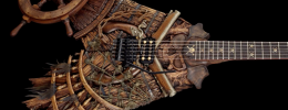 The Buccaneer, otra obra de arte de la Custom Shop de ESP