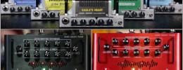 Hotone amplía su línea Nano Legacy con 5 nuevos mini cabezales y dos pedales