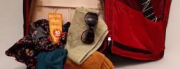 Notekase, una guitarra plegable que se convierte en maleta