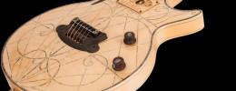 Universum Alpha Acoustic Custom, una guitarra diseñada según la proporción áurea