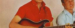 Fallece Nokie Edwards, guitarrista del grupo surf Ventures