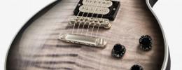 Vivian Campbell presenta su nueva Gibson Les Paul Custom  Signature