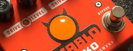 Diablo Dual, la versión de dos canales del overdrive de Okko FX
