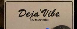 Fulltone lanza el CS-MDV mkII, la versión mini de su conocido Deja'Vibe