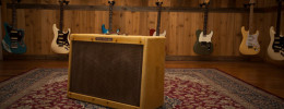 "Fender y Joe Bonamassa crean el '59 Twin Amp JB Edition, una reedición del ""High Power Tweed Twin"""