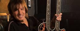 Richie Sambora vuelve a colaborar con Ovation en el diseño de una acústica de doble mástil