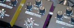 G-Lab Rebel Series, nuevos pedales de efectos con MIDI