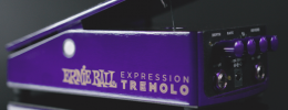 Ernie Ball amplia su oferta con el Expression Tremolo Pedal