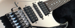 Las 7 mejores guitarras para metal