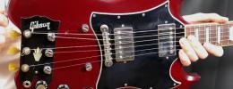 ¿Una Gibson SG con la pala pegada al cuerpo? Pues es real y te contamos su historia