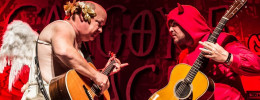 """Tenacious D in The Pick of Destiny"" tendrá una secuela en 2018"