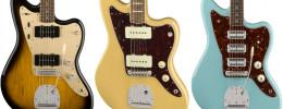 Fender conmemora el 60 aniversario del modelo Jazzmaster con 3 guitarras en edición limitada