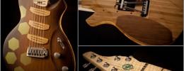 Alquier Guitars propone el bambú como alternativa ecológica en sus guitarras