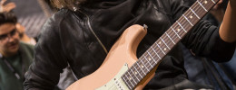 Guitarra y pastilla humbucker Suhr Mateus Asato Signature