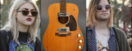 La hija de Kurt Cobain pierde la guitarra Martin de su padre en su proceso de divorcio