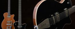 Grez Guitars lanza una versión barítono de su modelo Mendocino