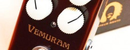 Vemuram crea una versión Mateus Asato signature de su pedal Jan Ray