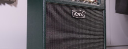 Review de Koch Jupiter 45, amplificador híbrido estilo vintage