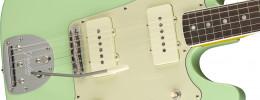 Fender vuelve a combinar diferentes modelos con esta Jazz-Tele en edición limitada
