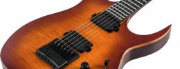 Solar S1.6ET, nueva guitarra en edición limitada construida en caoba