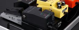 Boss WL-50 y WL-20, nuevos inalámbricos en formato compacto y pedalera