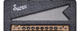 Supro rediseña el amplificador Black Magick añadiéndole reverb y EQ de dos bandas