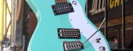 Danelectro actualiza las guitarras '59 y '66 con cuatro nuevas versiones