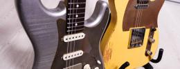 Review de Rapier Guitars T-Steel y S-Steel